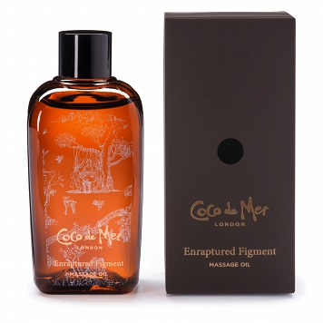 Olejek do masażu - Coco de Mer Enraptured Figment Massage Oil 100 ml